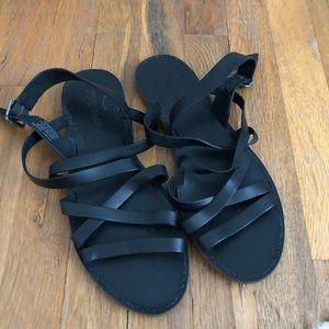 MADEWELL Boardwalk Multi Strap Sandal